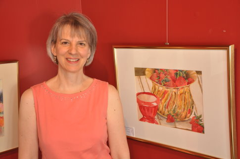 Mary Ann Phalen and her art